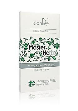 """Очищающий пластырь «Чистые поры», серия """"Master Herb"""""""