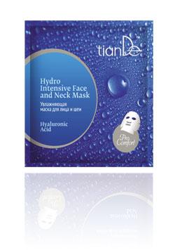 Увлажняющая маска для лица и шеи «Гиалуроновая кислота», серия Pro Comfort