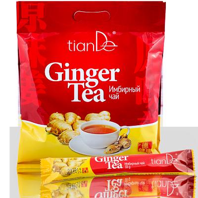 Имбирный чай - почти панацея.