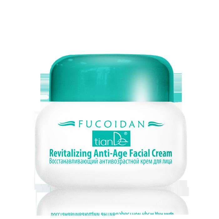 Восстанавливающий антивозрастной крем для лица, 30+ серия Fucoidan