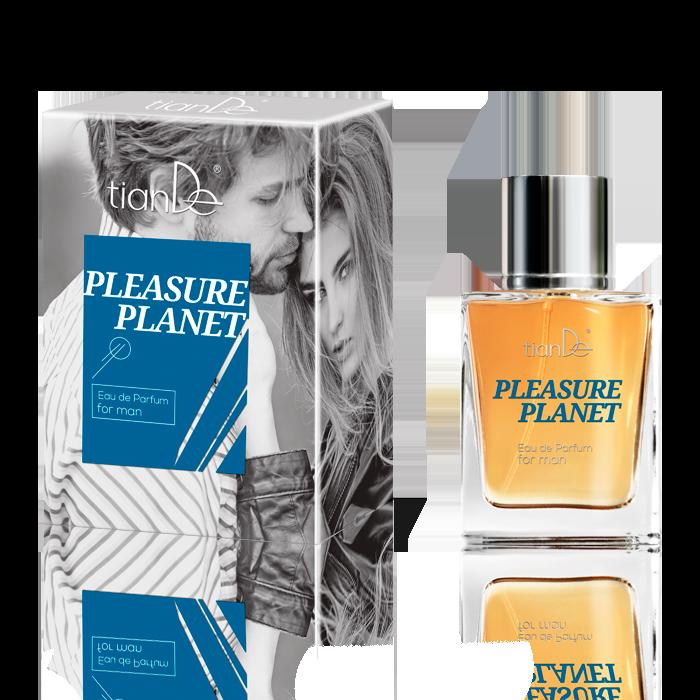 Парфюмерная вода для мужчин Pleasure Planet
